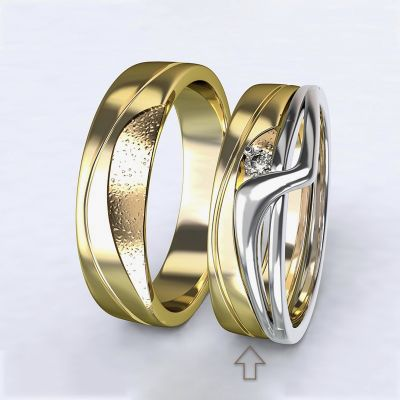 Women's Wedding Band Yes yellow gold 14kt   45, 46, 47, 48, 49, 50, 51, 52, 53, 54, 55, 56, 57, 58, 59, 60, 61, 62, 63, 64, 65, 66, 67, 68, 69, 70, 71, 72, 73