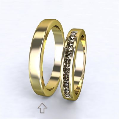 Men's Wedding Band Nazareth yellow gold 14kt   45, 46, 47, 48, 49, 50, 51, 52, 53, 54, 55, 56, 57, 58, 59, 60, 61, 62, 63, 64, 65, 66, 67, 68, 69, 70, 71, 72, 73