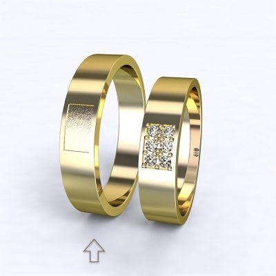 Men's Wedding Band Purity yellow gold 14kt   45, 46, 47, 48, 49, 50, 51, 52, 53, 54, 55, 56, 57, 58, 59, 60, 61, 62, 63, 64, 65, 66, 67, 68, 69, 70, 71, 72, 73