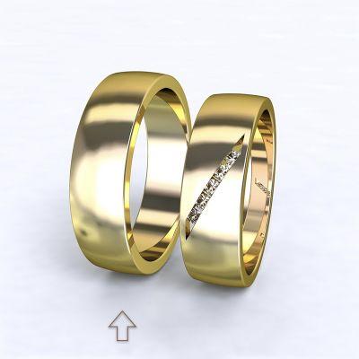 Men's Wedding Band Trento yellow gold 14kt   45, 46, 47, 48, 49, 50, 51, 52, 53, 54, 55, 56, 57, 58, 59, 60, 61, 62, 63, 64, 65, 66, 67, 68, 69, 70, 71, 72, 73